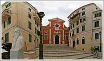 Corfu Churches Mitropoli